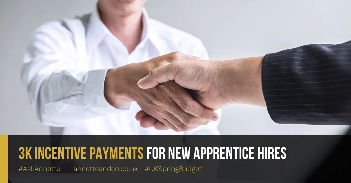 3K Incentive Payments For New Apprentice Hires - Double The Previous Payments