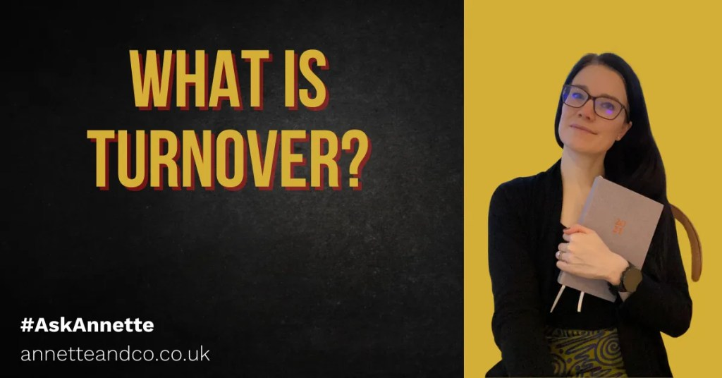 a blog featured image with a topic What Is Turnover?