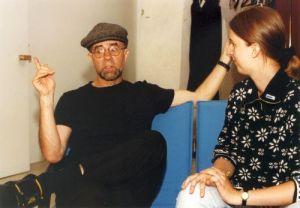 Manfred Man und Annette Schwindt