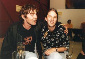 Peter Freudenthaler und Annette Schwindt