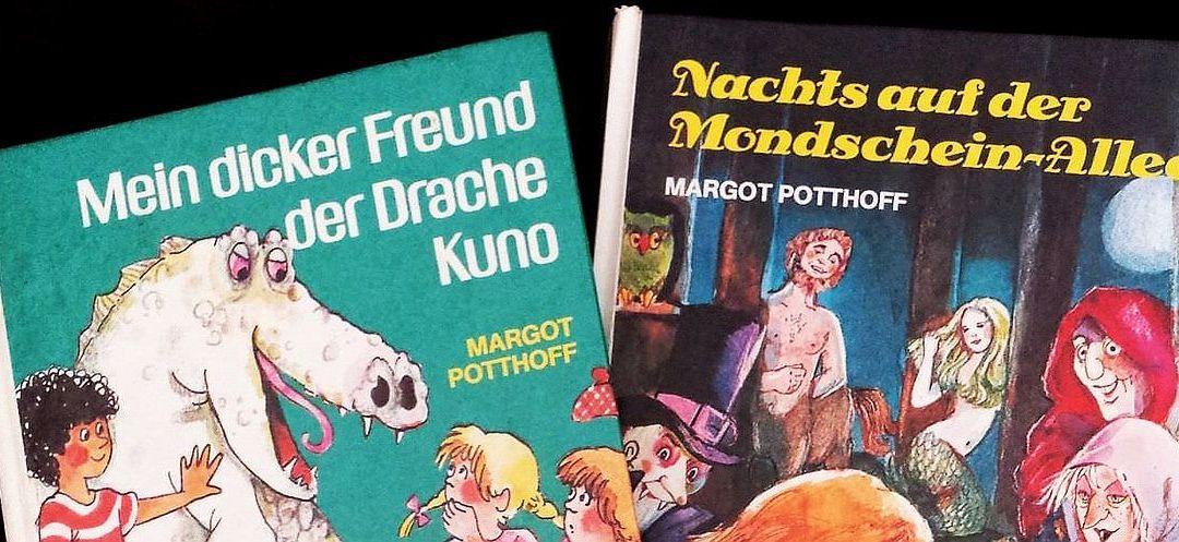 Kinderbücher von Margot Potthoff