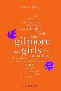 Buchcover von Karlas Gilmore-Girls-Buch