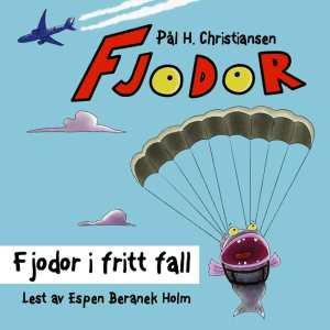 Cover des Audiobooks Fjodor i fritt fall