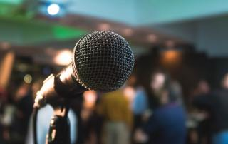 How hypnotherapy could help you overcome anxiety and your fear of public speaking. - Annette Sloly Hypnotherapy