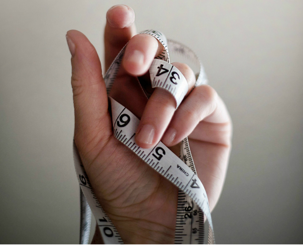 Tape Measure - Annette Sloly Hypnotherapy