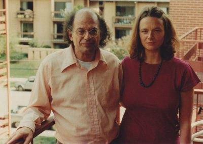 Allen Ginsberg and Anne Waldman