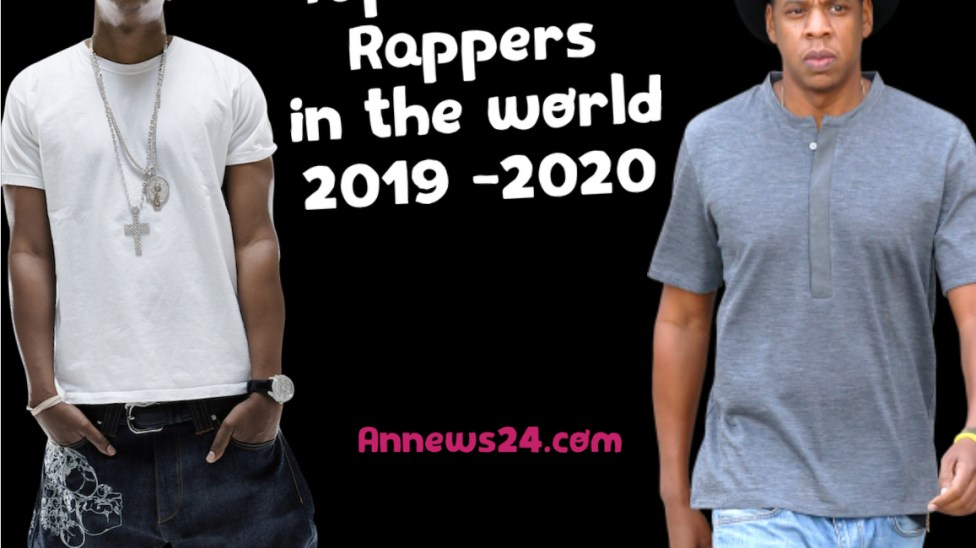 Top 10 Rich Rappers in the world with their net worth 2019