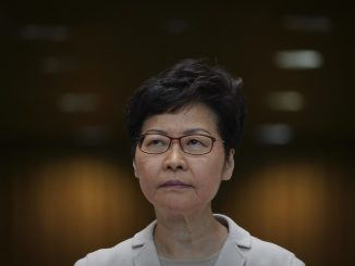 Hong Kong leader refuses to give ground despite poll setback