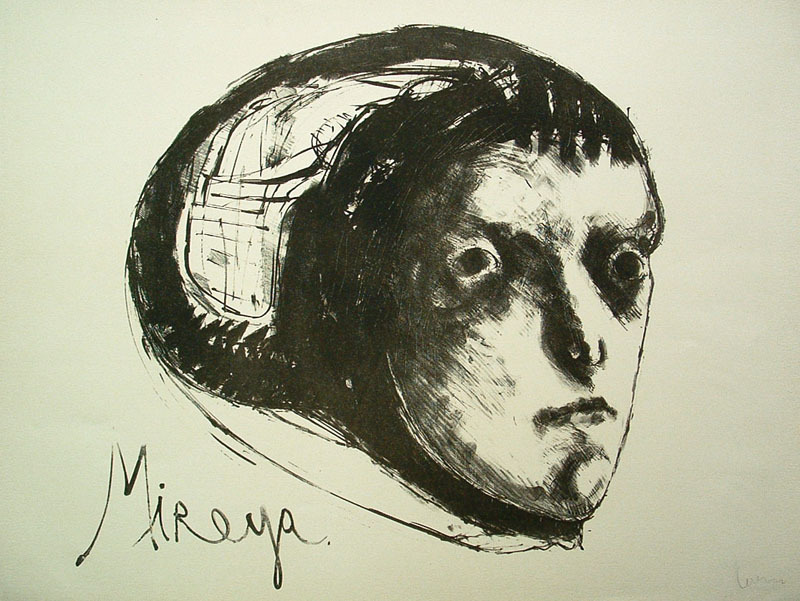 Jose Luis Cuevas Paintings