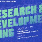 Research & Development Wing Header