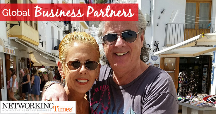 global business partners networking times