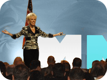 Network marketing training and speaking