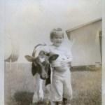Ann as a child