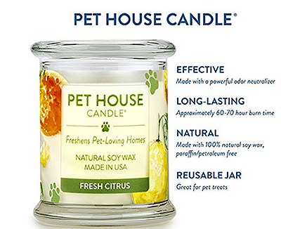 Which Pet-Order Neutralizer fits best for your home?