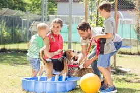 Did you know owning a dog makes your family healthier?