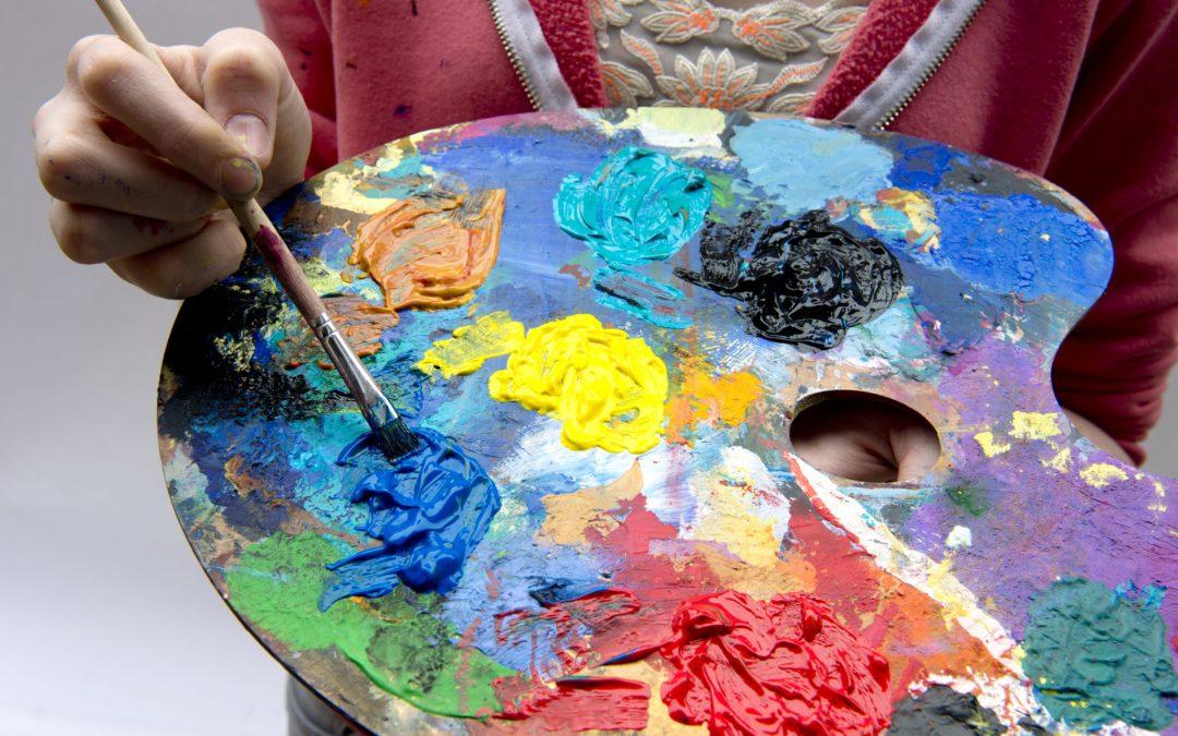 Breaking The 'Art Isn't Work' Myth