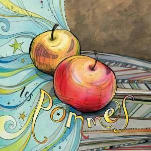 Les Pommes: poster