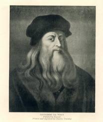 -Leonardo Di Vinci-(Italian Painter, Sculptor, Architect and Engineer, inventor and genius. 1452-1519)