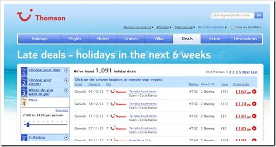 Save Money On Last Minute Airline Travel Deals