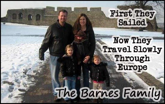 How To Travel Indefinitely: Barnes Family