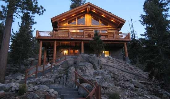 How To Travel Indefinitely: Build a log cabin and sell it to finance your trip