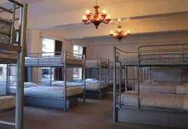 stay in hostels around the world