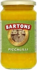 Weird Traditional British Food: piccalilli-relisch-sauce