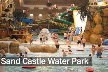 sand castle water park blac