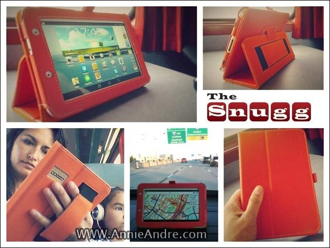 protect your tablet with a SNUGG tablet cover case