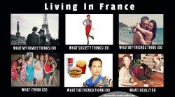 Meme Living in France: What I really do
