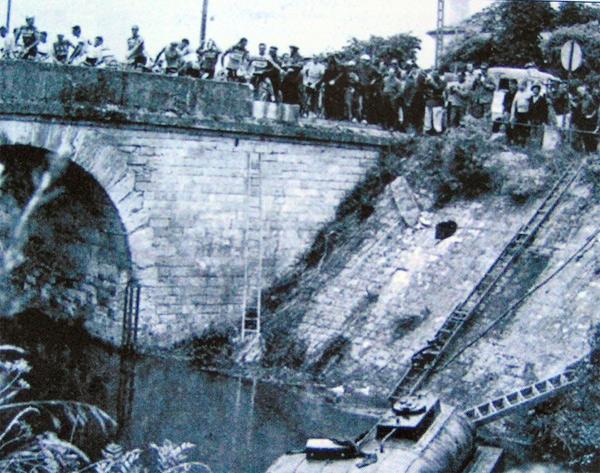 1964-tour de France crash
