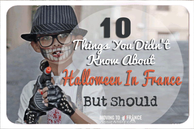 Halloween in France: 10 things you didn't know but should