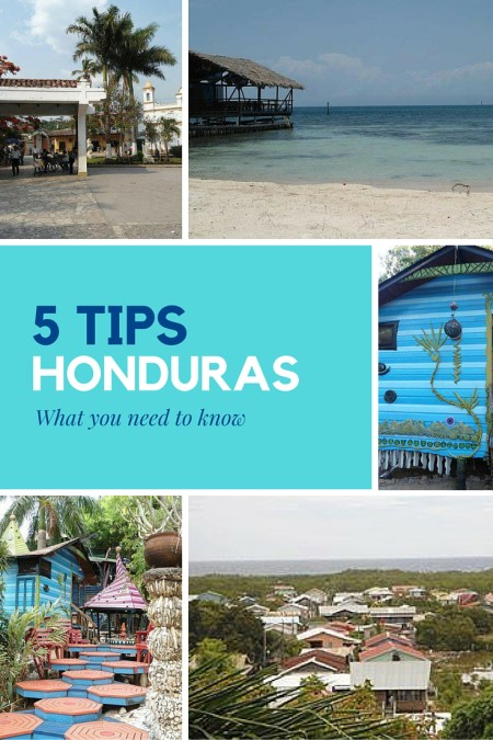 What you need to know before travelling to Honduras, a not so touristy destination of Central America.