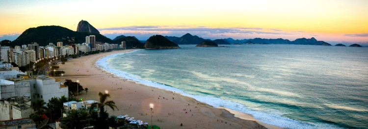 Copacabana - Picture in Creative Commons