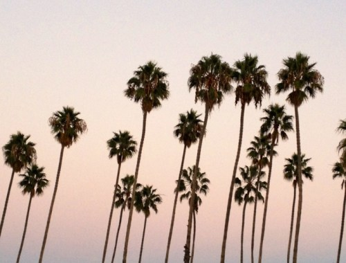 California_sunset
