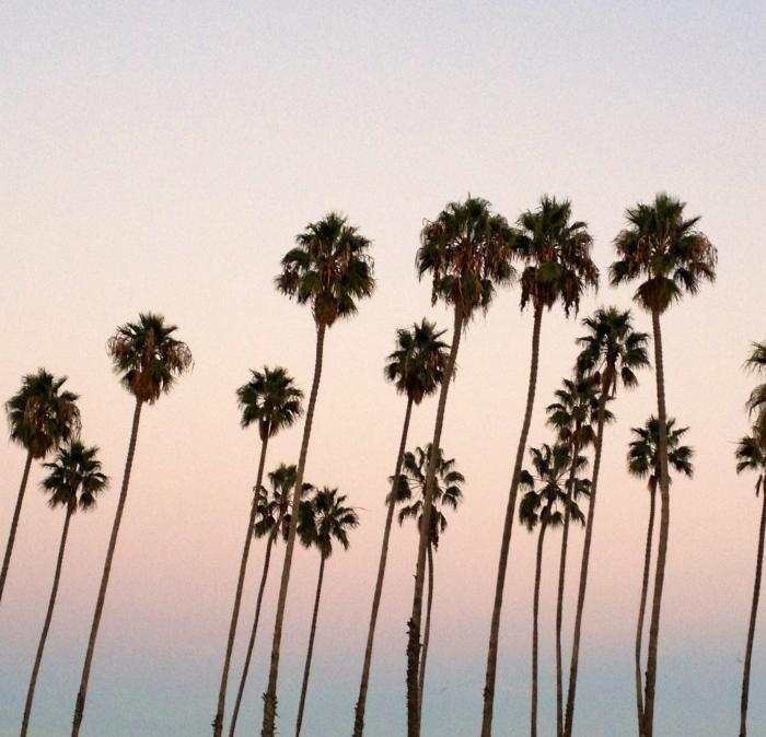 California_sunset