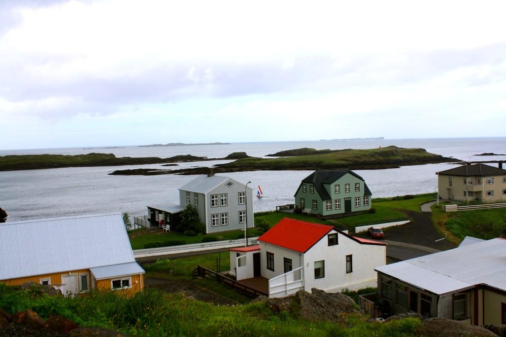 Stykkishólmur Iceland Itinerary