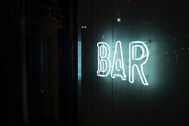 Bar in Reykjavik