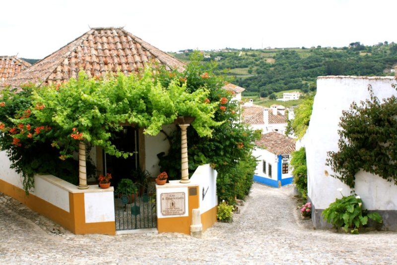 Obidos Village Portugal