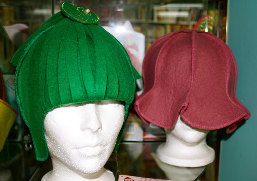 Russian Sauna Wool Hat