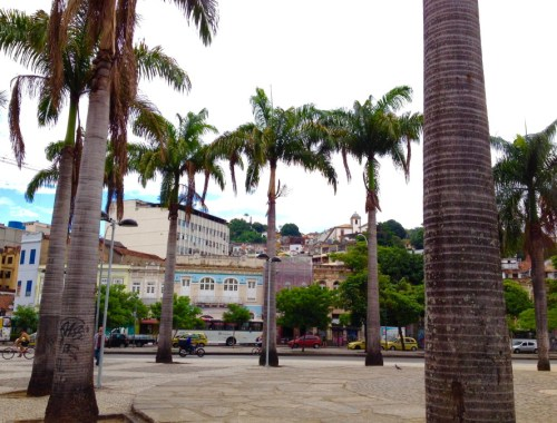 View from Lapa