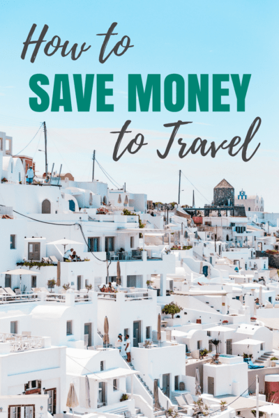 The Complete life changing decisions I make to save money to travel more often. #Travel #Backpacking #Budget #Budgettravel