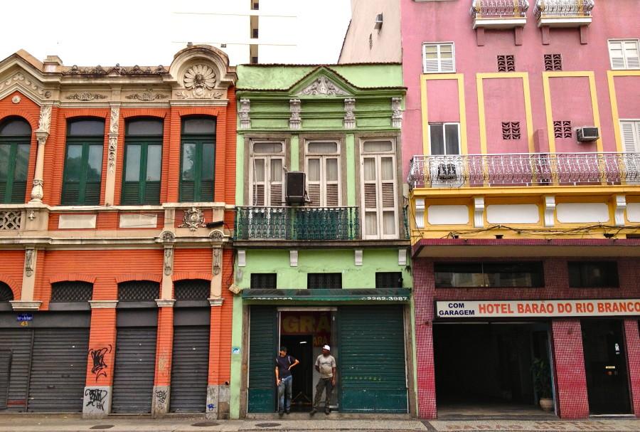Exploring Rio de Janeiro