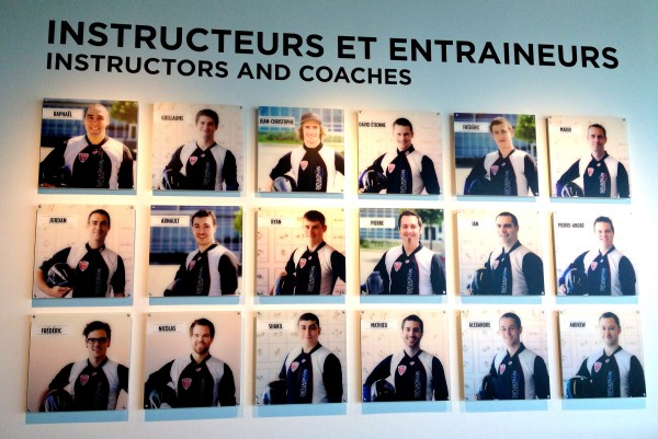 Instructor Team at SkyVenture Montreal