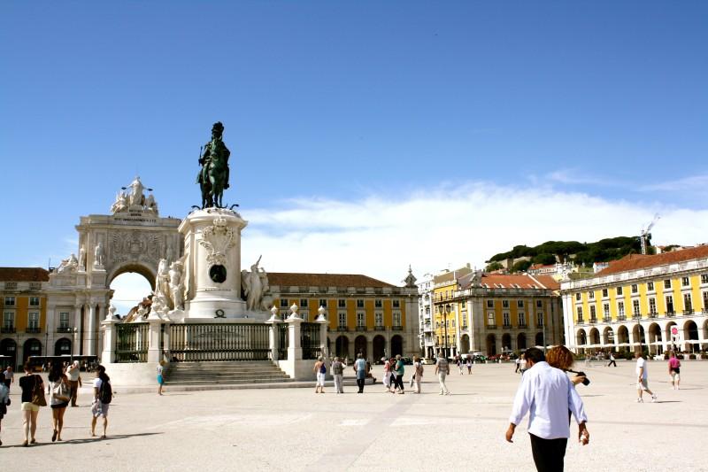 Cais Do Sodre, Lisbon.