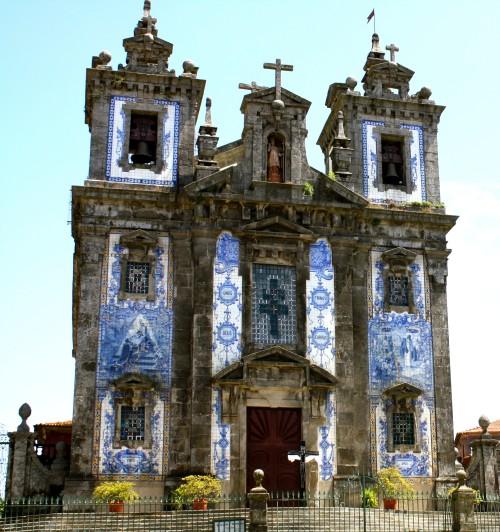 Church in Porto, Portugal