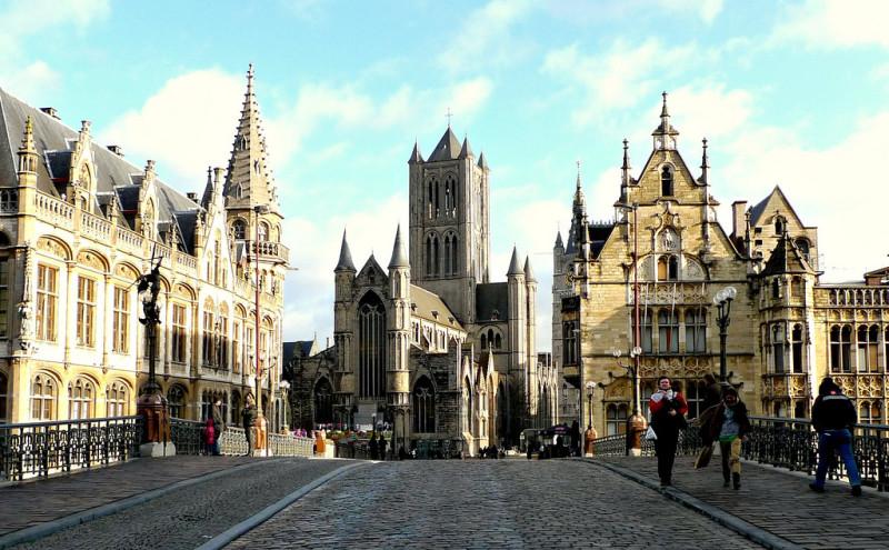 My trip to Belgium: Ghent