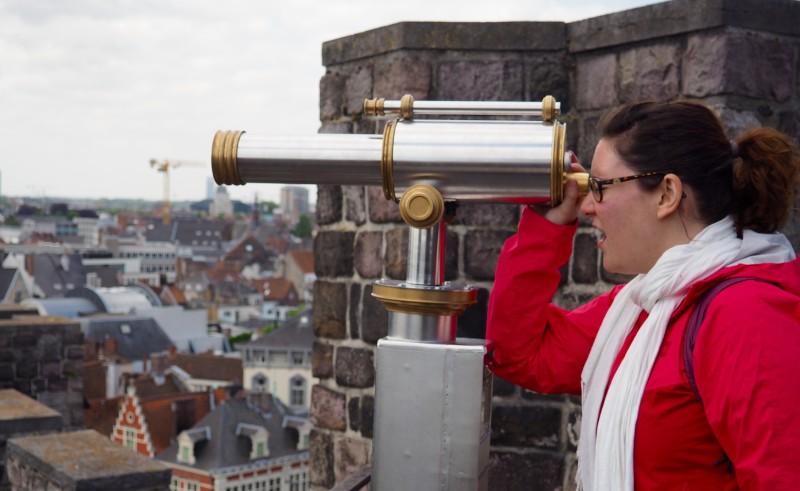 Visit Ghent in Belgium