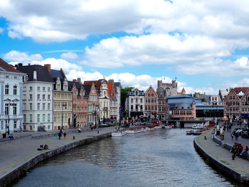 5 Reasons to visit Ghent, Belgium