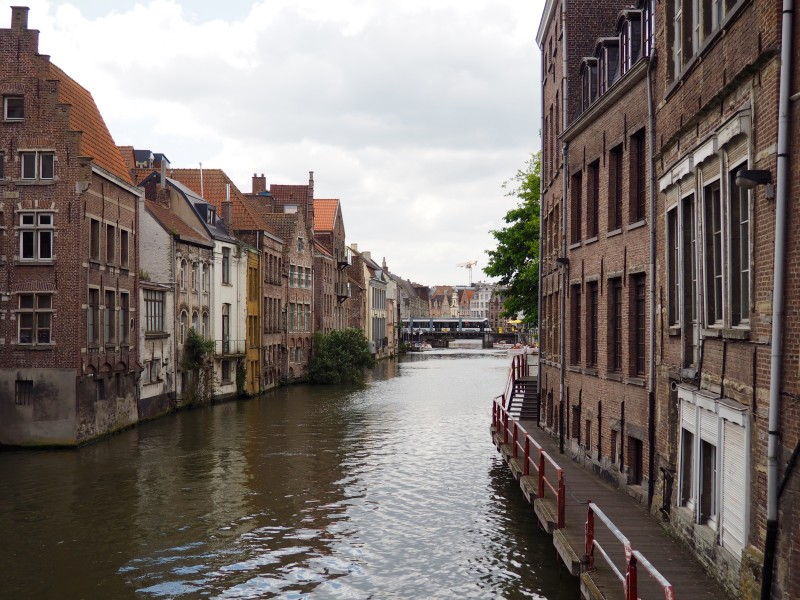 5 good reasons to visit Ghent in Belgium